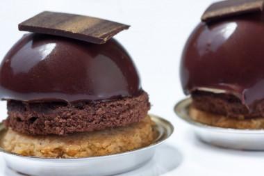 Candy bar Criolait Chocolat Framboise