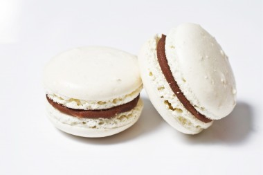 Macarons Cocos